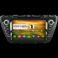 Autoradio Android 4.4.4 Wifi GPS Waze Suzuki SX4 S-Cross depuis 2013