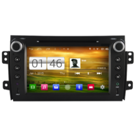 Autoradio Android 4.4.4 GPS Suzuki SX4 et Fiat Sedici de 2006 à 2012