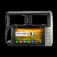 Autoradio Android 4.4.4 Wifi GPS Waze Toyota Land Cruiser 150 de 2009 à 2013