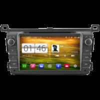 Autoradio GPS Wifi Bluetooth Android Toyota Rav4 depuis 2013