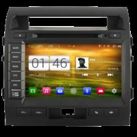 Autoradio Android écran tactile GPS DVD Toyota Land Cruiser 200 de 2007 à 2013