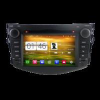 Autoradio Android 4.4.4 Wifi GPS Waze Toyota RAV4 de 2006 à 2012