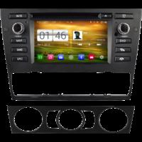 Autoradio Android 4.4.4 GPS BMW Série 3 E90 E91 E92 E93 de 2005 à 2012