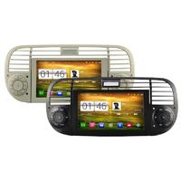 Autoradio Android 4.4.4 GPS Fiat 500