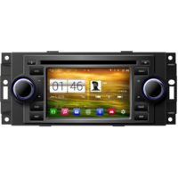 Autoradio GPS Android Wifi Jeep Commander, Compass, Patriot et Grand Cherokee
