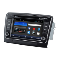 Autoradio Android 4.4.4 Wifi GPS Skoda Superb de 2009 à 2015
