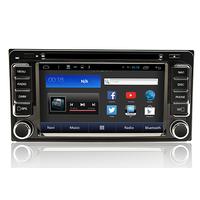 Autoradio Android 4.4.4 GPS écran tactile Toyota RAV4 Corolla Yaris Hilux Land Cruiser 100 et Prado