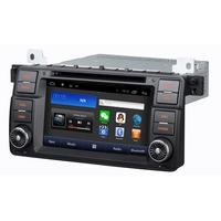 Autoradio Android Wifi GPS écran tactile BMW Série 3 E46 de 1998 à 2006