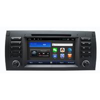 Autoradio Android Wifi GPS écran tactile BMW Série 5 E39 de 1996 à 2003 et BMW X5 E53 de 1999 à 2006