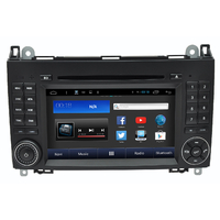 Autoradio Android Wifi GPS écran tactile Mercedes Classe A, Classe B, Vito, Viano, Sprinter & Volkswagen Crafter