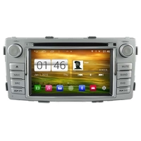 Autoradio Android écran tactile GPS DVD Toyota Hilux depuis 2012