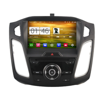 Autoradio Android 4.4.4 GPS écran tactile Ford Focus depuis 2015