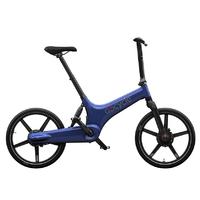 NOUVEAU GoCycle G3 Bleu électrique - Vélo pliant à assistance électrique (3 PACKS au choix)