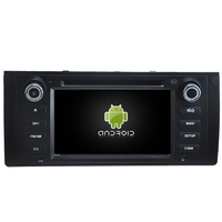 Autoradio GPS Android 5.1 écran tactile BMW X5 E53 et Série 5 E39