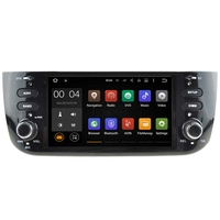 Autoradio GPS Android 7.1 tactile Fiat Punto Evo (PAS de lecteur CD/DVD)