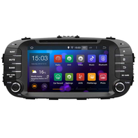 Autoradio Android 7.1 GPS écran tactile Wifi Kia Soul depuis 2014