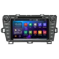 Autoradio GPS Android 5.1 Wifi Toyota Prius de 2009 à 2013