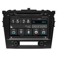 Autoradio GPS multimédia tactile Suzuki Grand Vitara depuis 2015