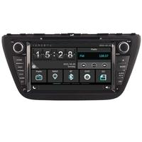 Autoradio GPS écran tactile 8 pouces Suzuki S-Cross