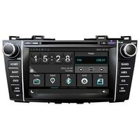 Autoradio GPS DVD tactile Mazda 5 de 2010 à 2013