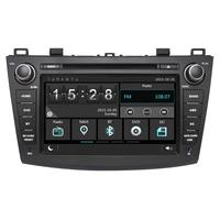 Autoradio GPS DVD Mains libres Bluetooth Mazda 3 de 2010 à 2013