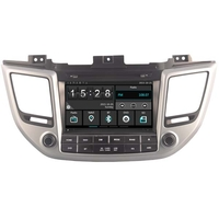 Autoradio GPS DVD écran tactile USB Hyundai IX35 depuis 2016