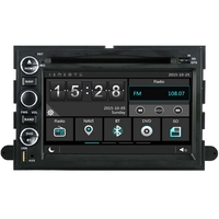 Autoradio GPS DVD Mains libres Bluetooth Ford Mustang, Fusion, Explorer, F150, Focus, Edge