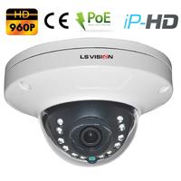 Caméra intérieure IP POE Infra rouge IR10M - lentille fixe 3.6mm - IP66 - 1,3 MegaPixels HD 960P