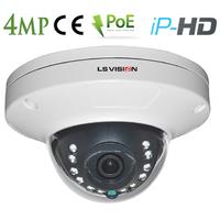Caméra intérieure IP POE Infra rouge IR10M - lentille fixe 3.6mm - IP66 - 4.0 MegaPixels