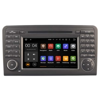Autoradio Android 5.1 GPS Mercedes ML W164 et GL X164 de 2005 à 2012