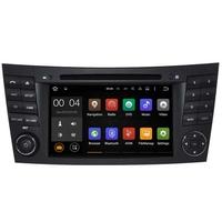 Autoradio Android 5.1 Wifi GPS Waze Mercedes Benz Classe E W211, CLS & Classe G W463