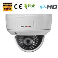 Caméra Dome IP POE vision nocturne IR20M - lentille varifocale 2.8-12mm - IP66 - Sony 2.0 MegaPixels 1080P Full HD