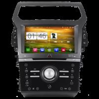 Autoradio Android 4.4 GPS Ford Explorer de 2010 à 2014