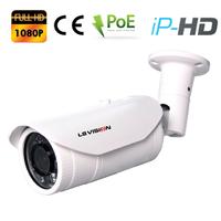 Caméra extérieure IP POE à Zoom Optique X4 - IP66 - 2.0 MegaPixels Full HD 1080P