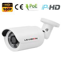 Caméra extérieure IP POE vision nocturne 15M - lentille fixe 3.6mm - IP66 - 1,3 MegaPixels 1280x960 pixels