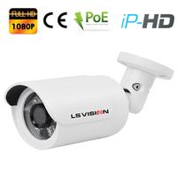 Caméra extérieure IP POE vision nocturne 15M - lentille fixe 3.6mm - IP66 - 2.0 MegaPixels Full HD 1080P