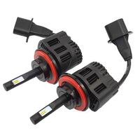 2 x Ampoules H13 - LEDs Puissance 30W - 3200 Lumens