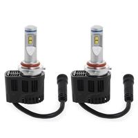 2 x Ampoules HB4 9006 - LED Puissance 55W - 5500 Lumens