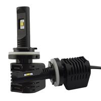 2 x Ampoules H4 - LED Puissance 40W - 4000 Lumens
