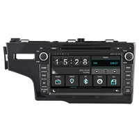 Autoradio GPS DVD Bluetooth USB Honda Jazz depuis 2013