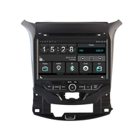 Autoradio GPS DVD Bluetooth USB Chevrolet Cruze depuis 2015