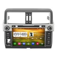 Autoradio Android 4.4.4 GPS DVD USB Toyota Prado depuis 2014