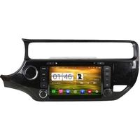Autoradio Android 4.4.4 GPS DVD écran tactile Kia Rio depuis 2015