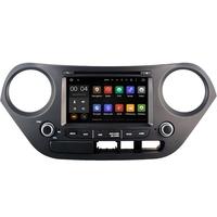 Autoradio Android 7.1 GPS écran tactile Wifi Hyundai i10 depuis 2014
