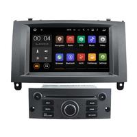 Autoradio Android 5.1 GPS DVD écran tactile Peugeot 407