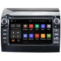 Autoradio Android 7.1 GPS DVD écran tactile Fiat Ducato, Peugeot Boxer et Citroën Jumper