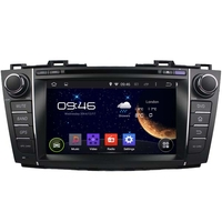 Autoradio Android 5.1 GPS DVD écran tactile Mazda 5