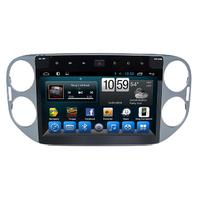 "Autoradio Android 6.0 GPS Volkswagen Tiguan - Grand écran tactile 10,2"""