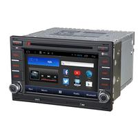 Autoradio Android 4.4.4 WIFI GPS DVD USB Volkswagen Golf 4 Polo Passat et Lupo
