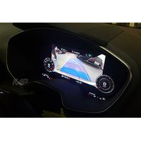 Interface caméra de recul et caméra frontale compatible Audi TT depuis 2016